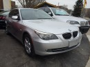 Used 2008 BMW 5 Series 528xi-MANUAL-CERTIFIED-EASY LOAN APPROVAL for sale in York, ON