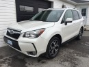 Used 2014 Subaru Forester XT Limited 2.0 for sale in Kingston, ON