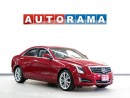 Used 2013 Cadillac ATS 4 NAVIGATION BACKUP CAMERA 4WD LEATHER SUNROOF for sale in North York, ON