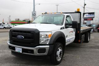Used 2015 Ford F-550 for sale in Langley, BC