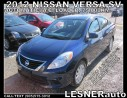 Used 2012 Nissan Versa SV -AUTO LOADED BLUE-TOOTH- 75,KM LESNERdirect for sale in Hamilton, ON