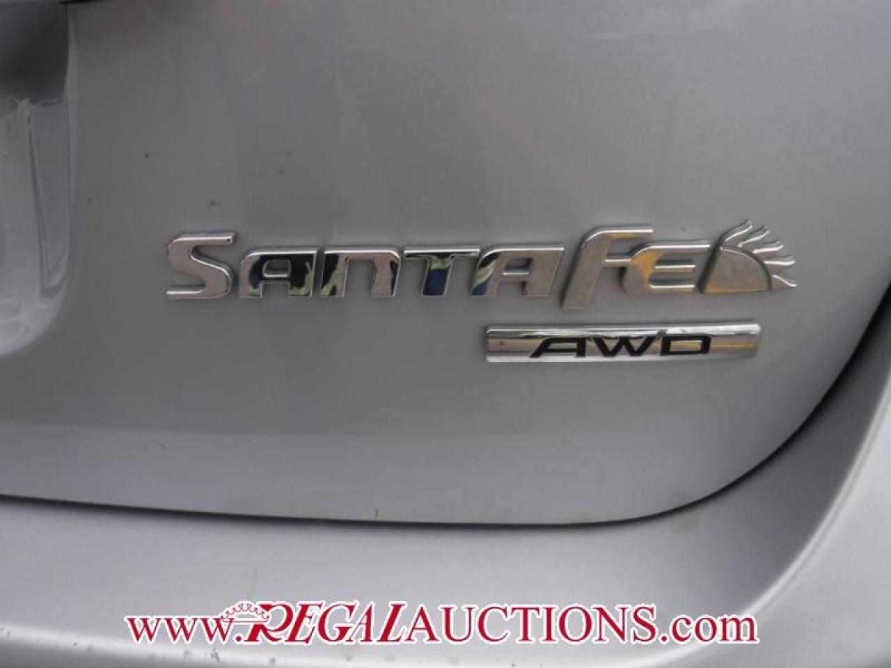 2010 Hyundai Santa Fe GL 4D Utility 3.5L AWD