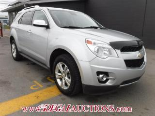 Used 2012 Chevrolet EQUINOX LTZ 4D UTILITY AWD for sale in Calgary, AB
