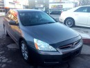 Used 2007 Honda Accord EX-L V-6 Sedan AT for sale in St Catharines, ON