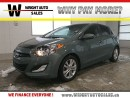Used 2014 Hyundai Elantra GT | SUNROOF| BLUETOOTH| HEATED SEATS| 37,552KMS for sale in Cambridge, ON
