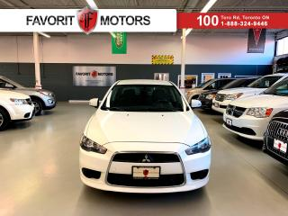 Used 2015 Mitsubishi Lancer **CERTIFIED!** |AUTOMATIC|ALLOYS|BLUETOOTH|+++ for sale in North York, ON