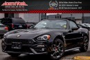 New 2017 Fiat 124 Spider New Car Abarth|Leather|Backup Cam|HTD Seats|Bluetooth|17