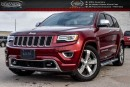 Used 2016 Jeep Grand Cherokee Overland|4x4|Navi|Dual Pane sunroof|Backup Cam|Bluetooth|R-Start|20