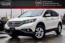 Used 2014 Honda CR-V Touring|AWD|Navi|Sunroof|Backup Cam|Bluetooth|Leather|17