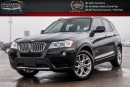 Used 2014 BMW X3 xDrive28i|Pano Sunroof|Backup Cam|Bluetooth|Heated Front Seats|18