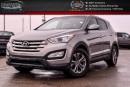 Used 2013 Hyundai Santa Fe Luxury|AWD|Pano Sunroof|Bluetooth|Backup Cam|Leather|17