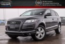 Used 2013 Audi Q7 3.0L|Quattro|Pano Sunroof|Bluetooth|Leather|Heated Front & 2nd Row Seat|19