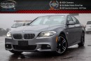 Used 2012 BMW 5 Series 528i xDrive|Navi|Sunroof|Backup Cam|Bluetooth|Keyless Go|18