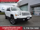 Used 2015 Jeep Patriot Sport/North ACCIDENT FREE w/ 4X4, SUNROOF & HEATED SEATS for sale in Surrey, BC
