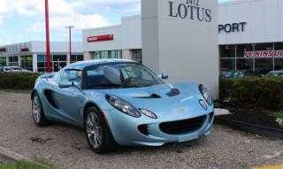 Used 2008 Lotus Elise SC for sale in Oakville, ON