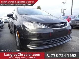New 2017 Chrysler Pacifica LX for sale in Surrey, BC