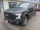 Used 2015 Ford F-150 LOADED XLT MODEL 5 PASSENGER 2.7L - ECO-BOOST.. 4X4.. CREW.. SHORTY.. HEATED SEATS.. NAVIGATION.. BACK-UP CAMERA.. for sale in Bradford, ON