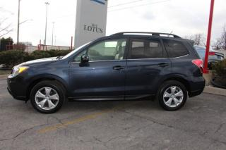 Used 2014 Subaru Forester 2.5i Limited Eyesight Navigation for sale in Oakville, ON