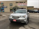 Used 2007 Acura MDX Elite Pkg, Navigation, Rear View Camera, Clean Ca for sale in North York, ON