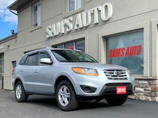 Used 2010 Hyundai Santa Fe FWD 4dr I4 GL for sale in Hamilton, ON