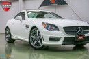 Used 2013 Mercedes-Benz SLK SLK55 AMG for sale in Oakville, ON