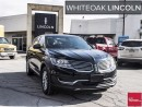 Used 2016 Lincoln MKX Select, factory certified program, climate pkg, na for sale in Mississauga, ON