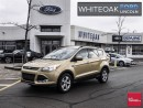 Used 2015 Ford Escape SE, factory certified, extended warranty, leather for sale in Mississauga, ON