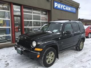 Used 2007 Jeep Liberty Sport for sale in Kitchener, ON
