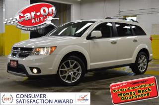 Used 2016 Dodge Journey R/T AWD LEATHER 3rd ROW for sale in Ottawa, ON