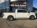 Used 2015 RAM 1500 Laramie Ltd 2.0 ECO DIESEL *LTHR *NAV *CAM for sale in Winnipeg, MB