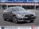 Used 2014 Infiniti Q50 SPORT, LEATHER, SUNROOF, NAV, CAMERA,  6CYL, 3.7L for sale in North York, ON