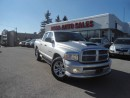 Used 2005 Dodge Ram 1500 SLT 4X4 5.7L 4 DR DVD SAFETY NO RUST SOUND SYS A/C for sale in Oakville, ON