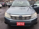 Used 2010 Subaru Forester for sale in Etobicoke, ON