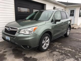 Used 2015 Subaru Forester i Convenience for sale in Kingston, ON