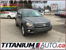Used 2013 Volkswagen Tiguan Comfortline+4 MOTION+Pano Roof+ BlueTooth+Leather+ for sale in London, ON