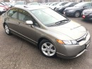 Used 2007 Honda Civic EX/AUTOAIR/PWR ROOF/LOADED/ALLOYS for sale in Scarborough, ON