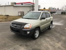 Used 2005 Kia Sportage LX V6 for sale in Cambridge, ON