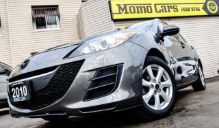 Used 2010 Mazda MAZDA3 I-Sport! Cruise+Bluetooth! ONLY $120/bi-weekly! for sale in St Catharines, ON