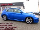 Used 2012 Subaru WRX STi Sport-tech Navigation Turbo 6 Speed Certified for sale in Milton, ON