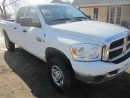 Used 2007 Dodge Ram 3500 5.9 DIESEL  4X4  FULL SIZE BOX for sale in Mansfield, ON