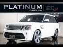 Used 2012 Land Rover Range Rover Sport Autobiography, Navi, for sale in North York, ON