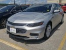 New 2017 Chevrolet Malibu LT for sale in Orillia, ON