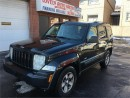 Used 2008 Jeep Liberty for sale in Hamilton, ON