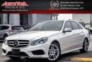 Used 2014 Mercedes-Benz E350 4Matic|LaneTracking,PkAsst.,PremiumPkgs|Sunroof|RearEnt.|18