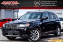 Used 2013 BMW X3 35i xDrive|Pano_Sunroof|Nav|Pkng Sensors|180 Cam|Bluetooth|17