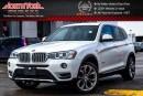 Used 2017 BMW X3 xDrive28i|Prem.Essential Pkg|Nav|Pano_Sunroof|Pkng Sensors|19
