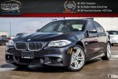 Used 2013 BMW 5 Series 535i xDrive|Navi|Pano Sunroof|Bluetooth|Backup Cam|Leather|18