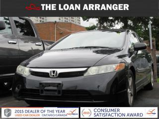 Used 2006 Honda Civic for sale in Barrie, ON