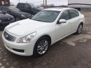 Used 2007 Infiniti G35X Luxury for sale in Hornby, ON