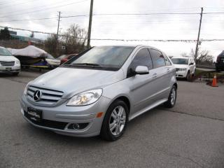 Used 2008 Mercedes-Benz B-Class Turbo , Auto , Navigaiton for sale in Newmarket, ON